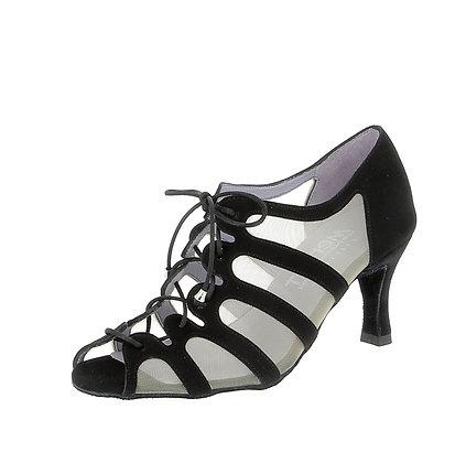 Chaussure de danse - style bottine - coloris noir