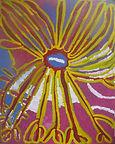 Aboriginal artists, Lorna Fencer Napurrula, Bush Potato, c.1998.jpg