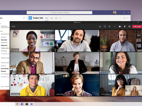 Check out the new meeting and calling experience in Microsoft Teams!