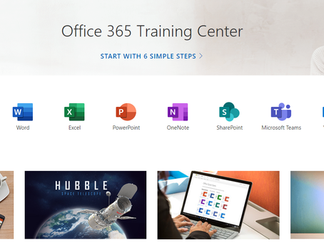 Further your knowledge of Microsoft Office!