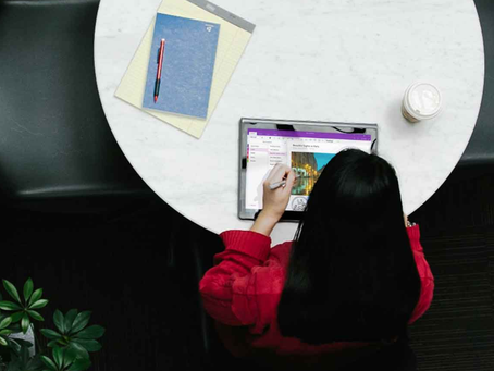 Help your ideas take shape with OneNote