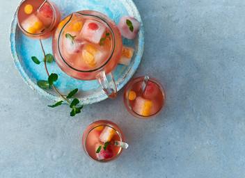 Sommerlicher Drink