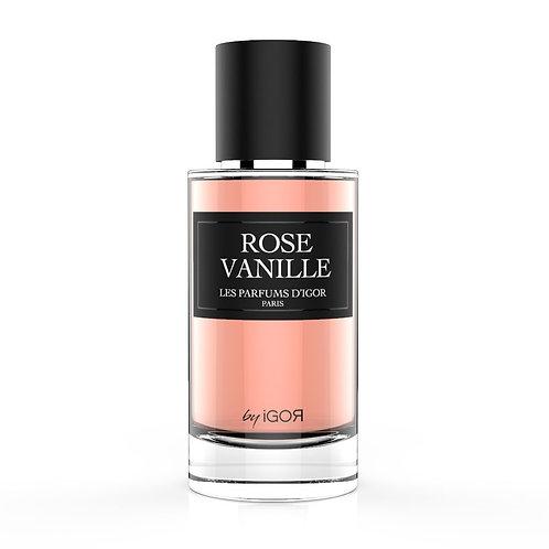 Rose Vanille -Les Parfums d'Igor