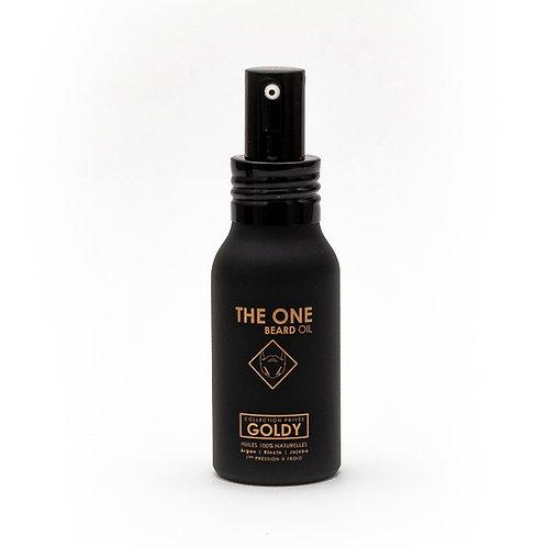 Beard Oil Goldy - The One