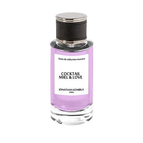 Eau de Parfum Cocktail miel&love - Jonathan Kembila