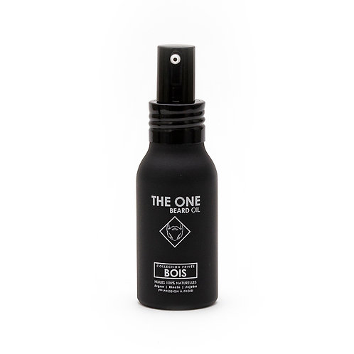 Beard Oil Bois - The One