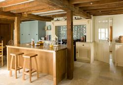Kitchen design and installed