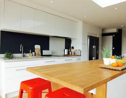 Bespoke Concrete Kitchen Surface