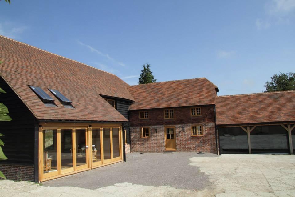 Restored Dairy Barns