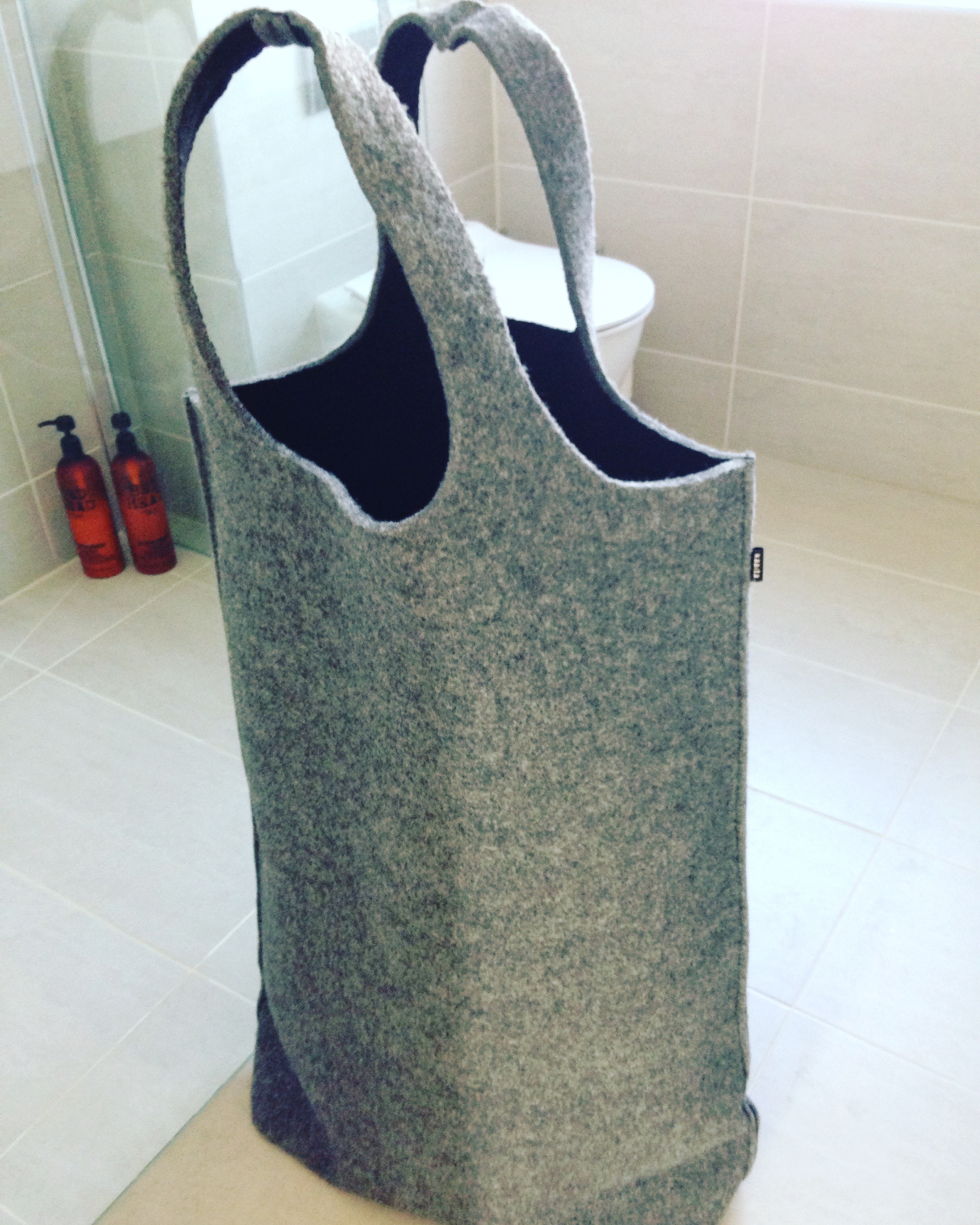 Giant Felt Laundrybag