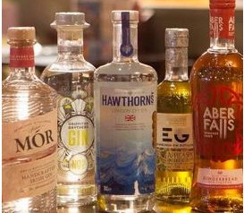Griffiths Brothers No.2 to star in National Gin Festival