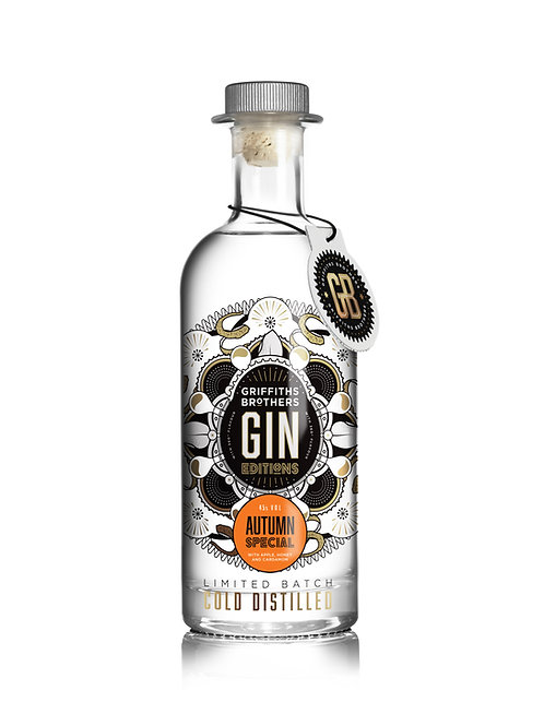Griffiths Brothers Autumn Spiced Special (70cl, 45%)