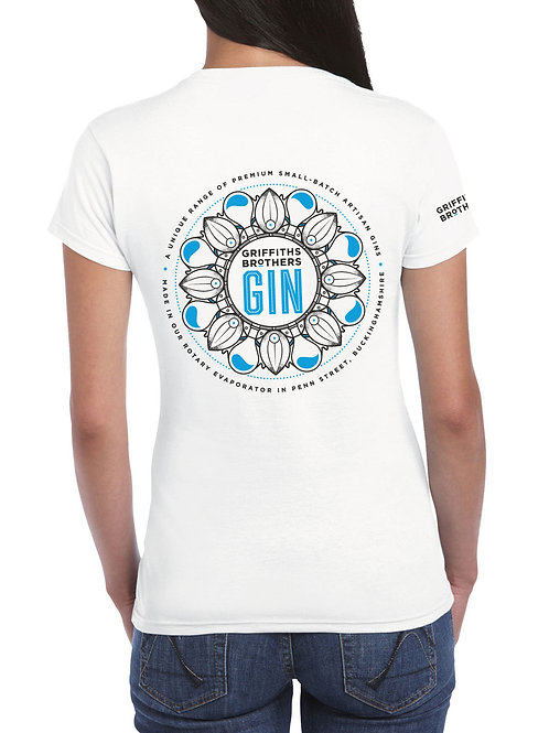 Griffiths Brothers T-shirt White