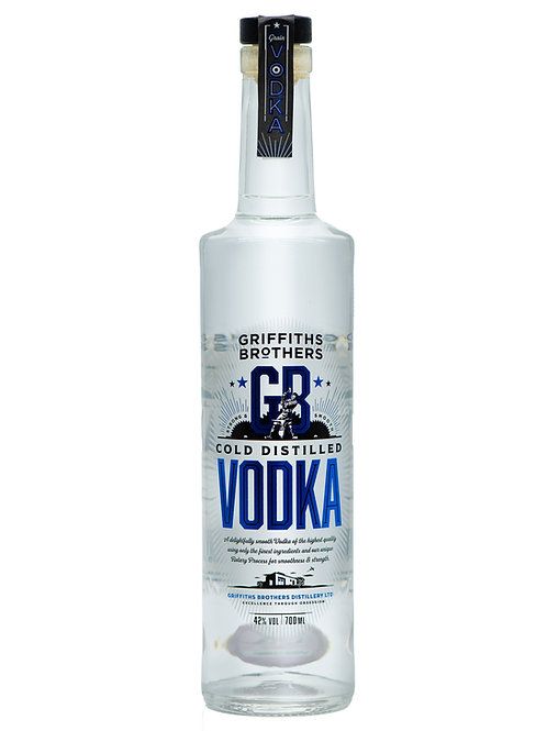 Griffiths Brothers Vodka (70cl, 42%)