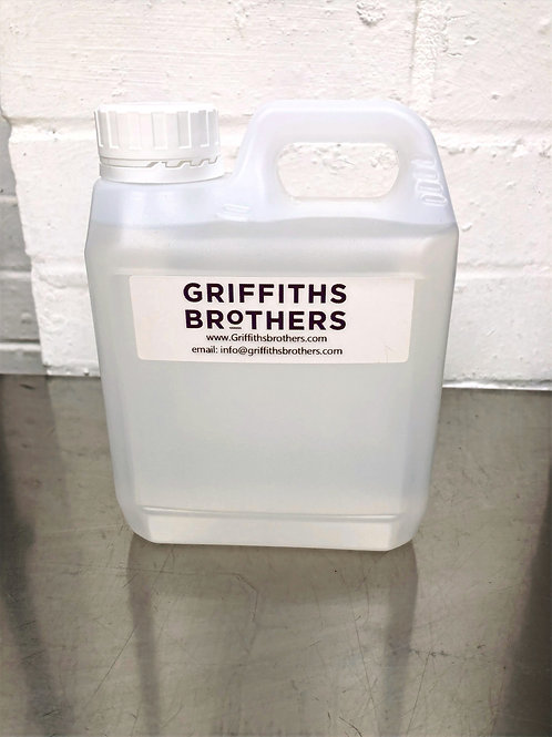Griffiths Brothers WHO hand sanitiser 1L