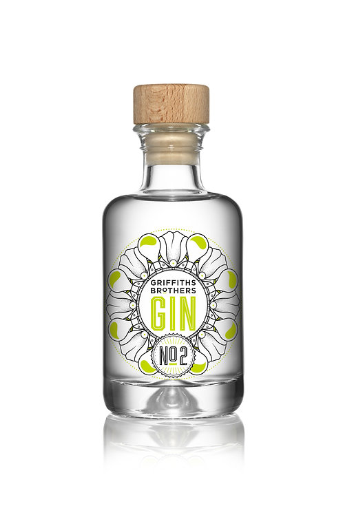 Griffiths Brothers Gin No2 - 10cl