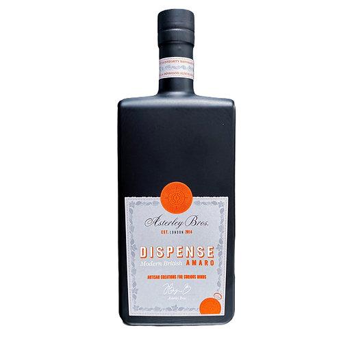 Asterley Bros. Dispense British Amaro (50cl, 26%)