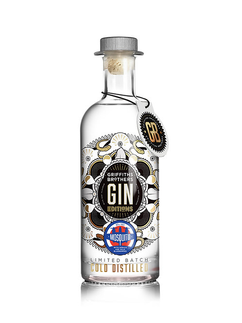 Griffiths Brothers Mosquito gin