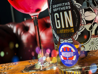 Mosquito Gin to take flight for Pub Opening 4th July