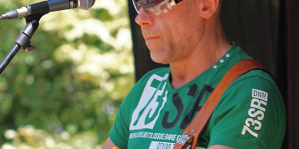 Mike Allen Live at Harry Cook Cheltenham
