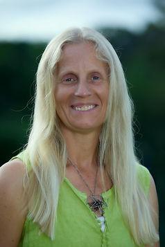 Dr. Liara Covert Portrait