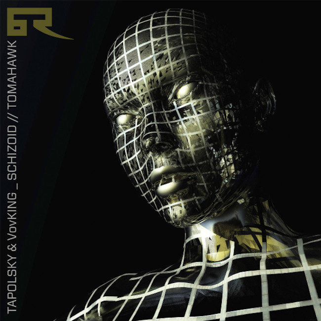 Tapolsky, VovKING Schizoid / VovKING/ Slash Heads      Panic Head EP Bad Taste Recordings