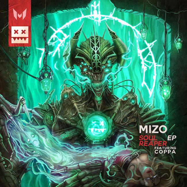 Mizo (feat. Coppa). Soul Reaper EP Eatbrain