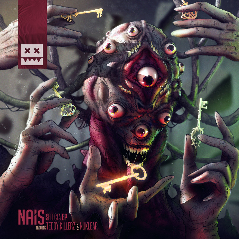 NAIS - Selecta EP EATBRAIN Podcast 094 by L 33