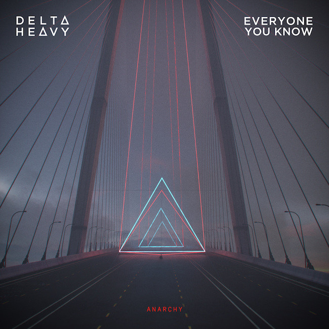 Delta Heavy x Everyone You Know - Anarchy Ram Records/PRG:MIX010 - De:Tune Mix