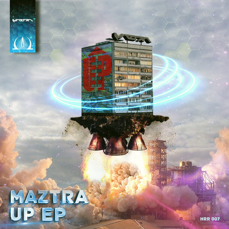 Maztra // UP EP /High Resistance