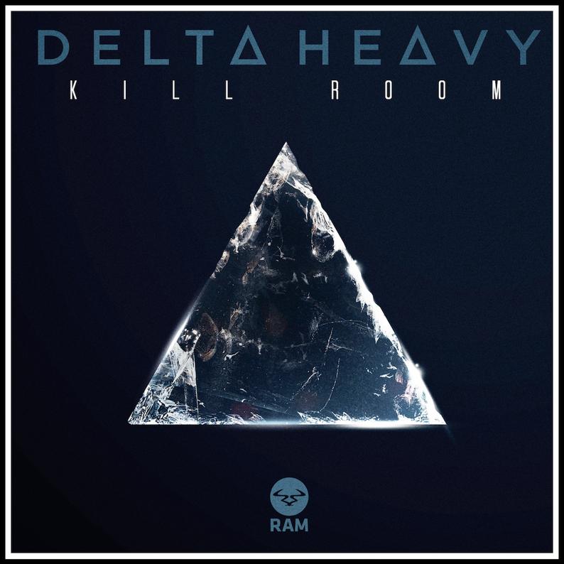 Delta Heavy 🇺🇸 Kill Room / Ram Records 🇬🇧     2016 Official DNB◉UNITED RECORDS  🔊Gold Medal DNB