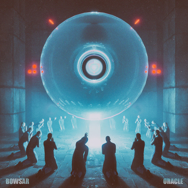 BOWSAR ORACLE EP / IN:DEEP RECORDS