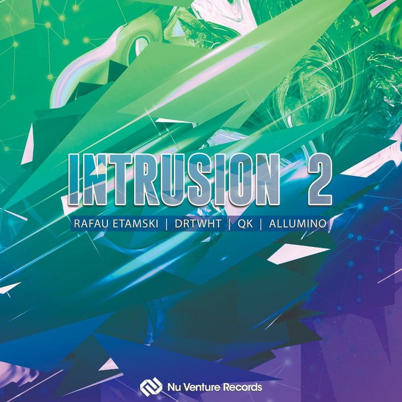 Intrusion 2 EP//Nu Venture Records//Full Spectrum of Drum & Bass U.K.