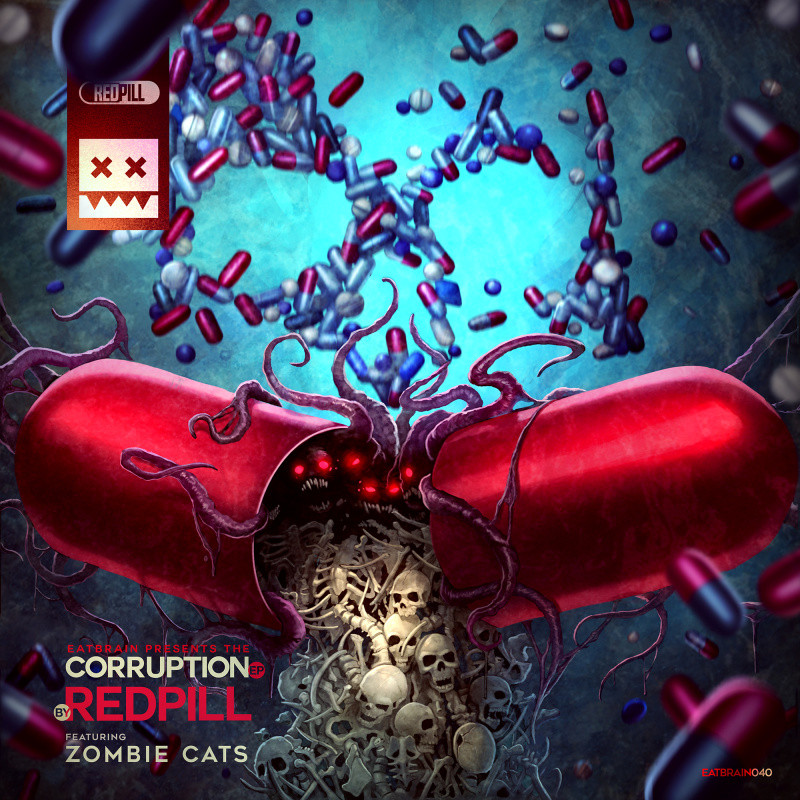Redpill - Corruption EP (Eatbrain)
