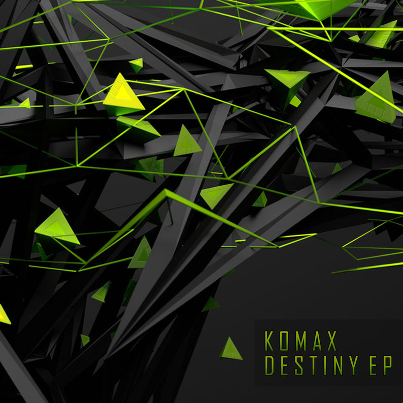 IN:DEEP Music Komax // Destiny EP