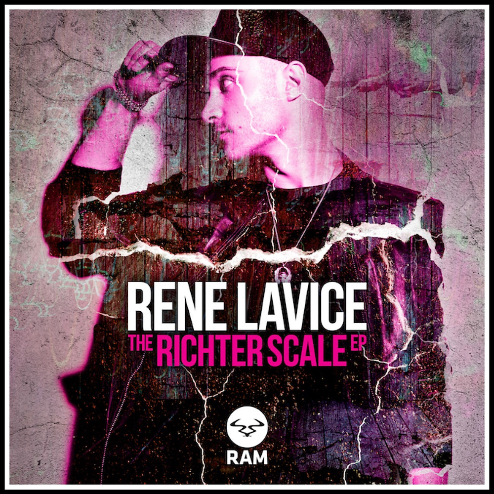 Rene LaVice - Richter Scale EP Ram Records