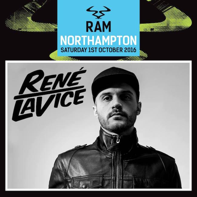 RENE LAVICE RAM RECORDS