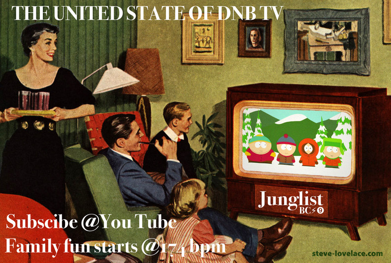 THE UNITED STATE OF DNB TV IS LIVE. SUBSCRIBE @YOU TUBE NOW.