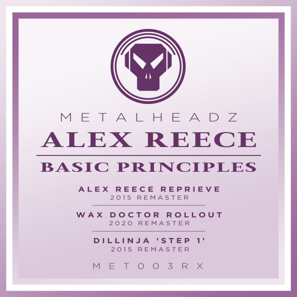 Alex Reece - Basic Principles Remixes (Remasters)