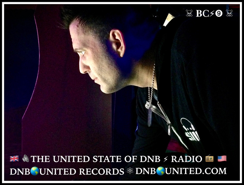 THE UNTED STATE OF DNB 007 WITH 𝐁Ꮯ⚡︎➒