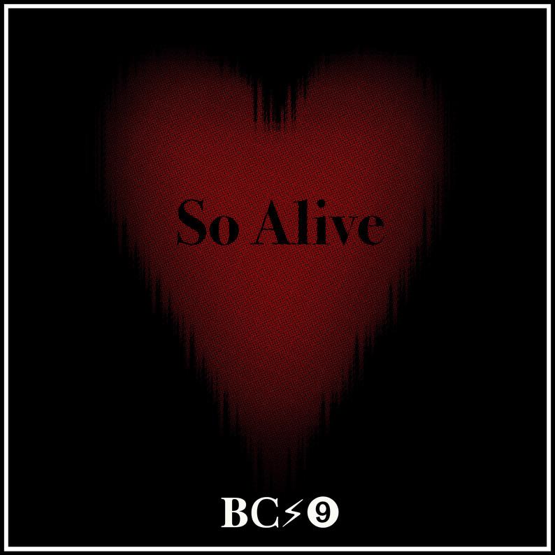 DNB◉UNITED RECORDS                 BC#9's So Alive