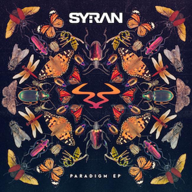 SyRan - Paradigm EP  RAM Records