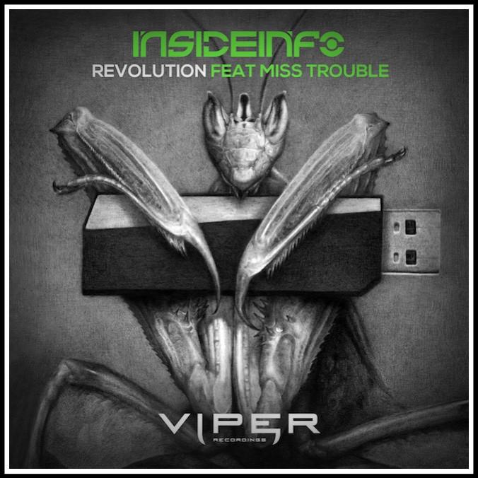 INSIDE INFO - REVOLUTION (FEAT. MISS TROUBLE) Viper recordings