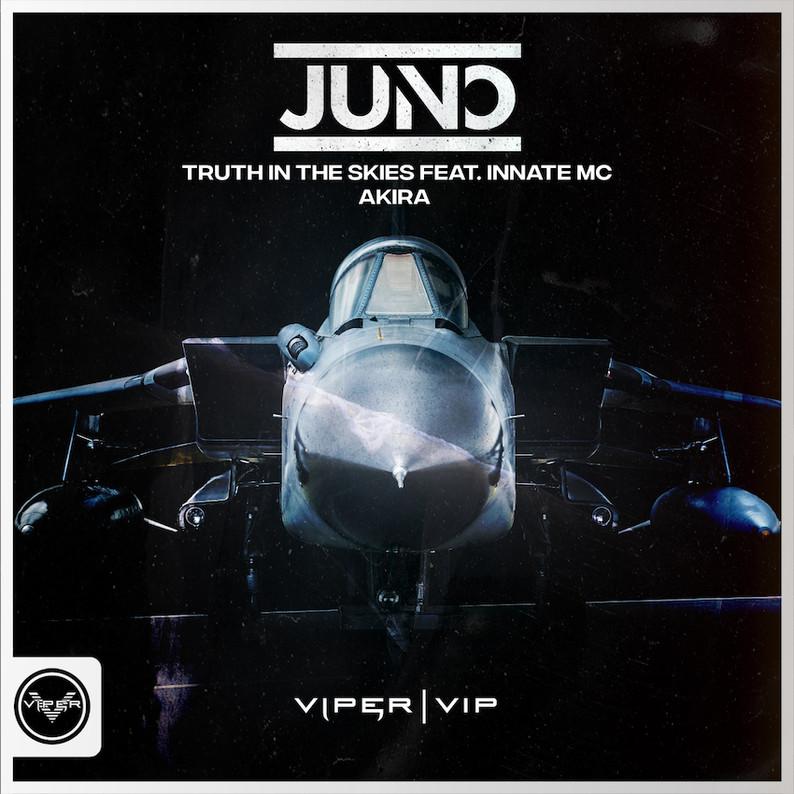 SPANISH PRODUCER, JUNO MAKES HIS VIPER VIP SINGLE DEBUT // JUNO - TRUTH IN THE SKIES -FT. INNATE MC