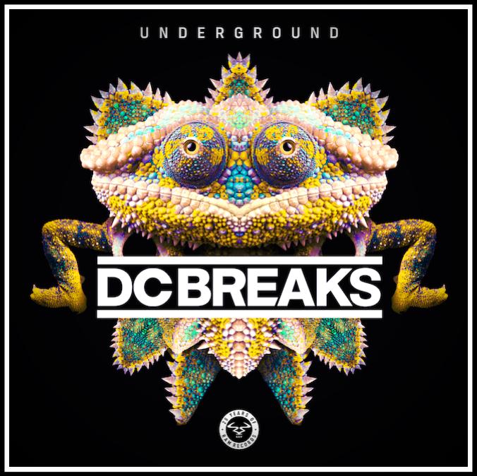 DC Breaks - Underground                           Ram Records  🇬🇧