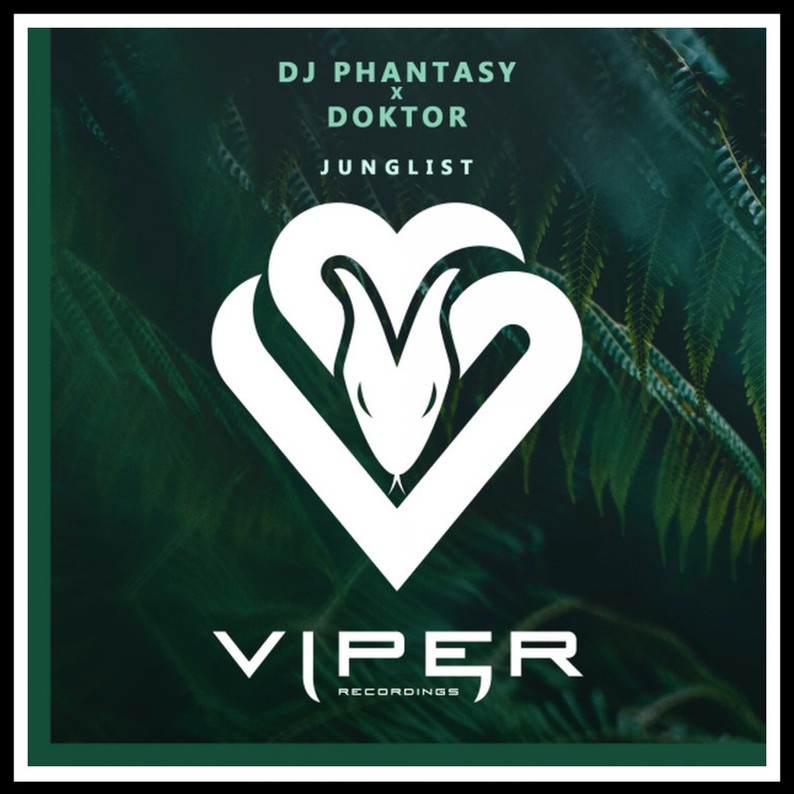 Dj Phantasy x Doktor - Junglist/Insomniax-One More Time/Viper D& B Selection 2019