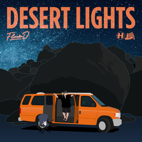 Flava D - Desert Lights EP