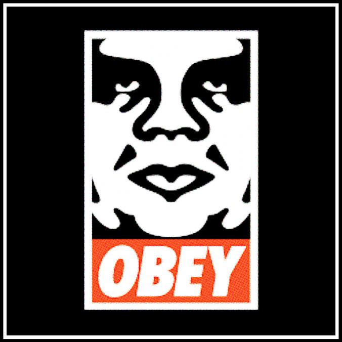 PUNK ROCK ,STREET ARTPOLITICS AND FILM. SHEPARD FAIREY - OBEY GIANT NEWFILM. BANKSY -EXIT THROUGH