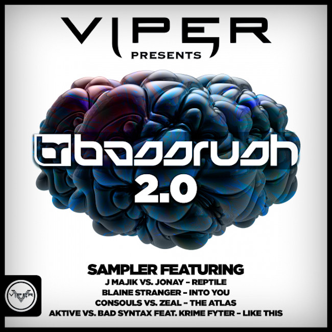 Various Artists - Bassrush 2.0 Sampler EP (Viper Presents)