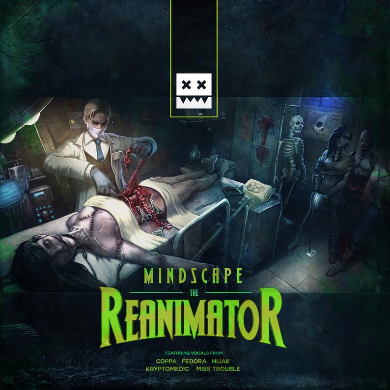 Mindscape - The Reanimator LP (Eatbrain)EATBRAIN Podcast 068 by Mindscape feat Miss Trouble